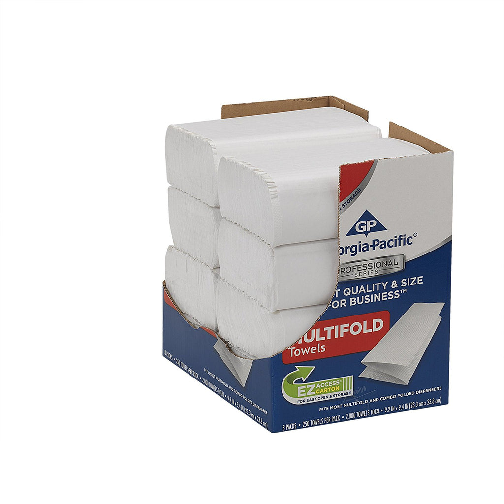 Georgia-Pacific 2212014 Multifold Paper Towels