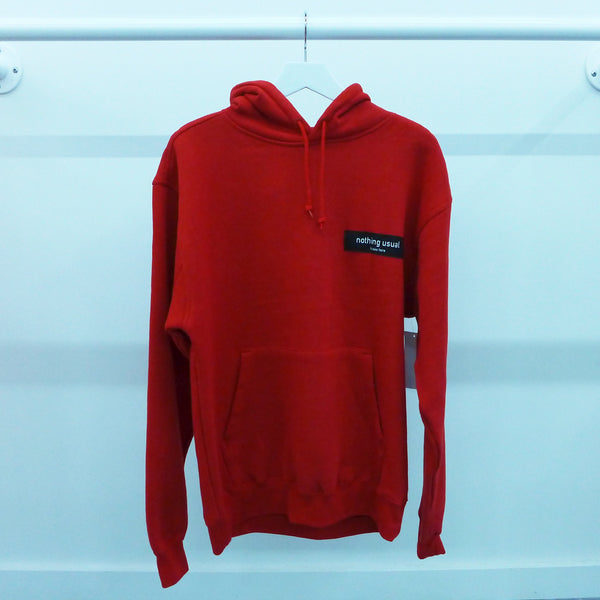Realize Hoodie - Red