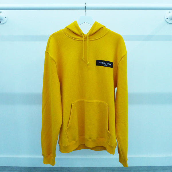 NotUs - Realize Hoodie - Yellow
