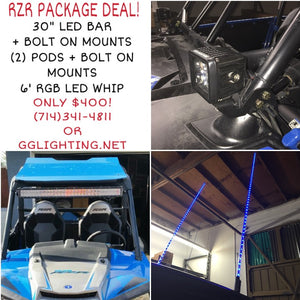 RZR Package Deal