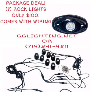 Rock Light Package Deal
