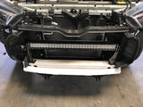 "2009 + Toyota 4runner Behind The Grill 30"" LED Bar Mounts"