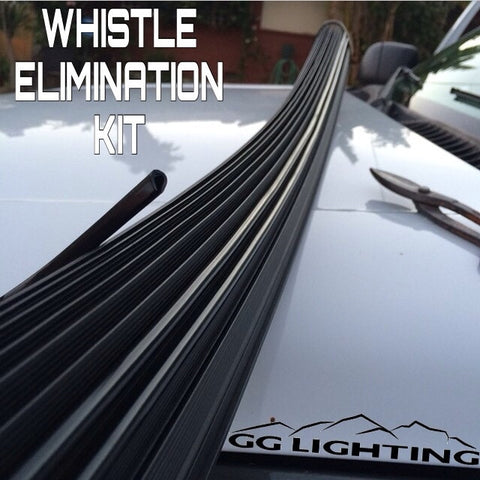 "50"" LED Bar Whistle Elimination Kit"