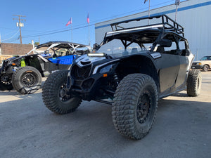 "Can-Am X3 12"" LED Bar Shock Tower Mount"