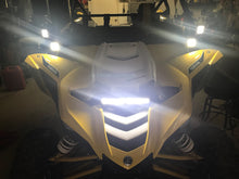 "Load image into Gallery viewer, Yamaha YXZ 1000r 12"" Single Row LED Bar Shock Mounts"