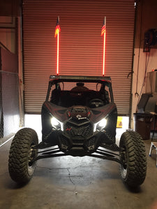 "Can Am X3 50"" LED Bar Mount"