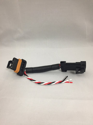 RZR Whip & Tail Light Plug And Play Harness