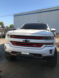 2014+ Chevy / GMC Pillar Mounts