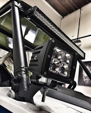 "Load image into Gallery viewer, Polaris RZR 1000 & 2014+ RZR 900 30"" LED Light Bar Roof Mounts"