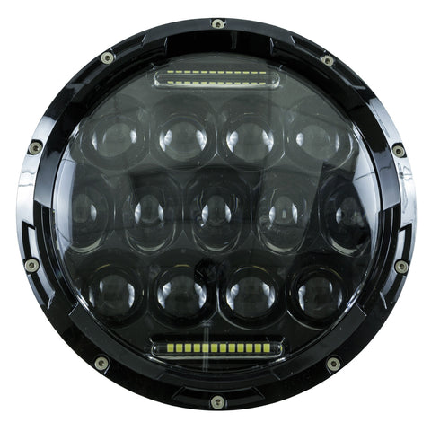 Round Plug & Play Headlight Replacement