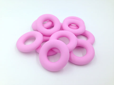 Light Pink Silicone Donut