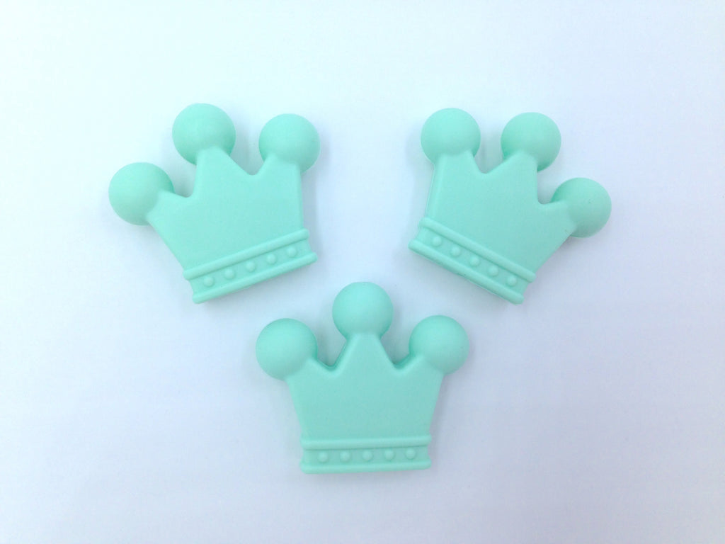 Mint Crown Beads