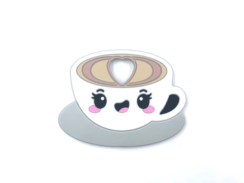 Tea Cup Silicone Teether