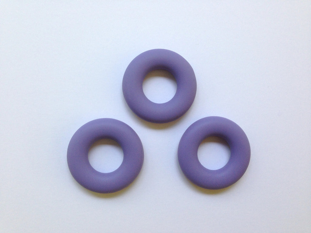 Tropical Lilac Silicone Donut