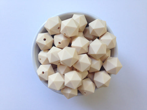 Loose White Marble Silicone Beads highest quality,BPA free silicone craft supplies Canada USA Europe.Wholesale Bulk Discount Icosahedron