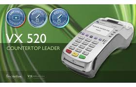 Vx520 Merchant Account