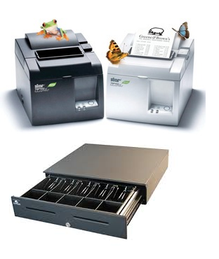 Cash Drawer & Printer