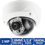 Indoor Outdoor 650TVL Speed Dome PTZ Camera with 164ft IR and 10X Zoom