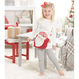 Santa Tunic + Legging Set