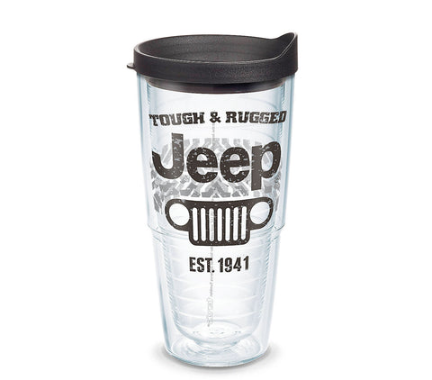 Tervis Jeep Brand - Tough and Rugged 24 Oz