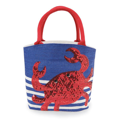 Boat House Crab Youth Tote