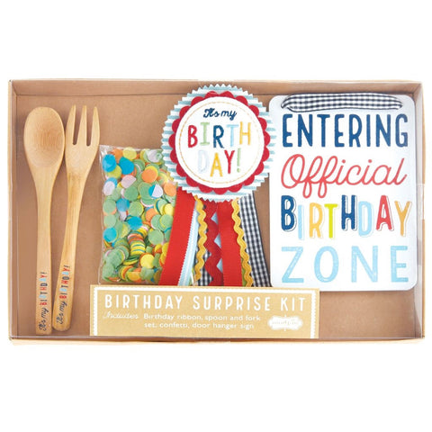 Birthday Surprise Kit