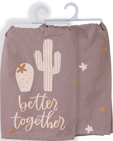 Better Together Dish Towel