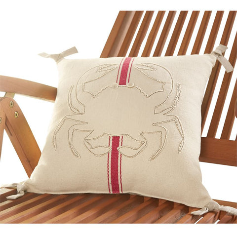 Grainsack Crab PIllow