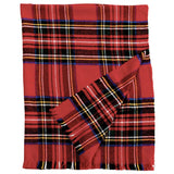 Tartan Throw Blanket