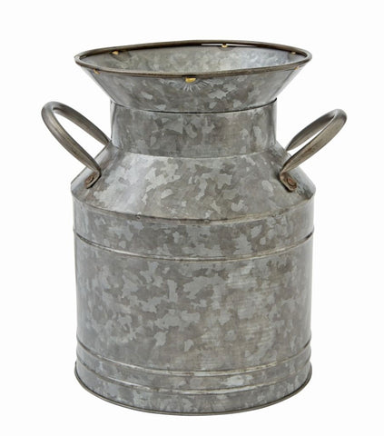 Galvanized Tin Jug