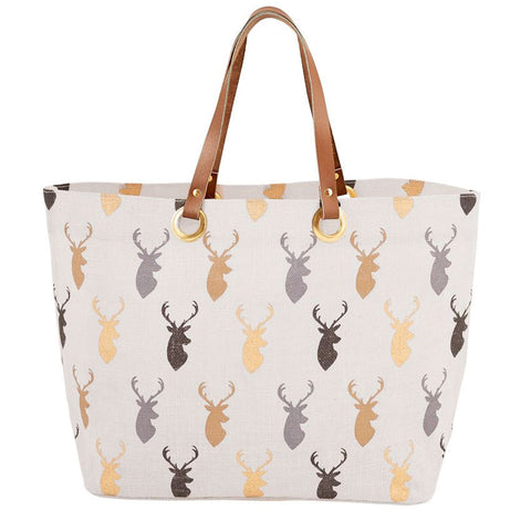 Staghorn Tote Bag