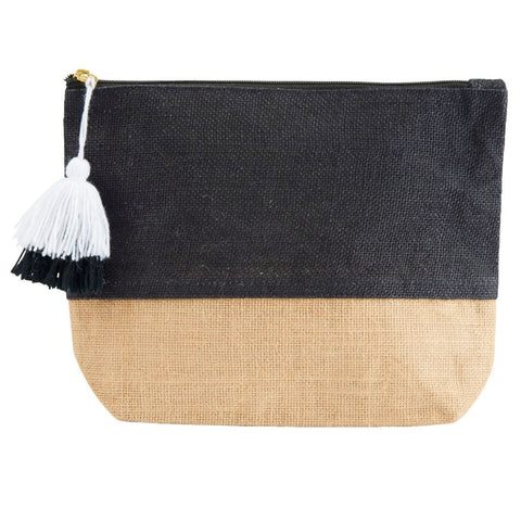 Color Pop Jute Case