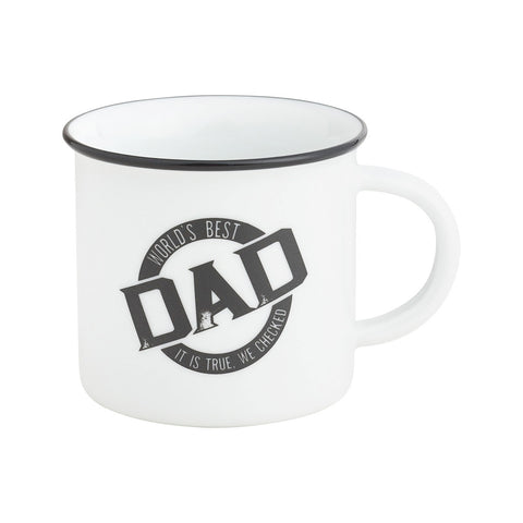 Best Dad Camp Mug