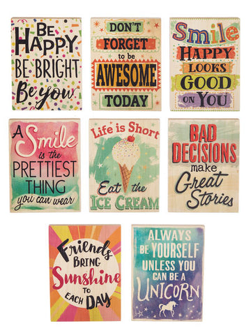 Sunshine Thoughts - Magnets