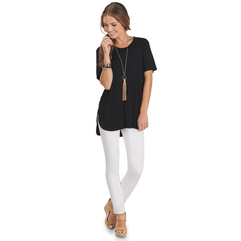 Tucker Jersey Tunic Available in Multiple Colors