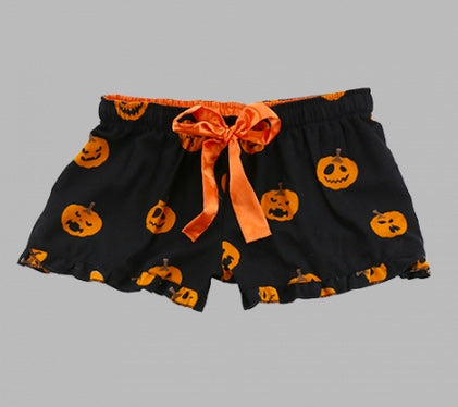Halloween Bitty Boxer Sleep Shorts