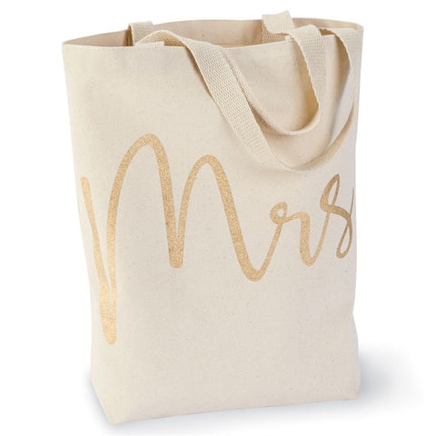 Mrs. Canvas Totes