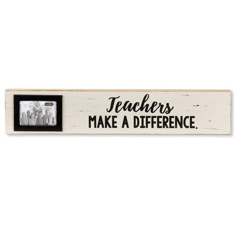 Teachers Make a Difference Frame