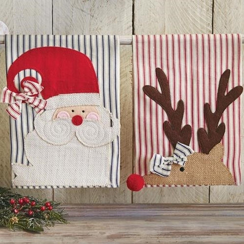 St. Nick Tea Towels