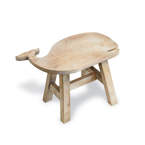 Whale Foot Stool