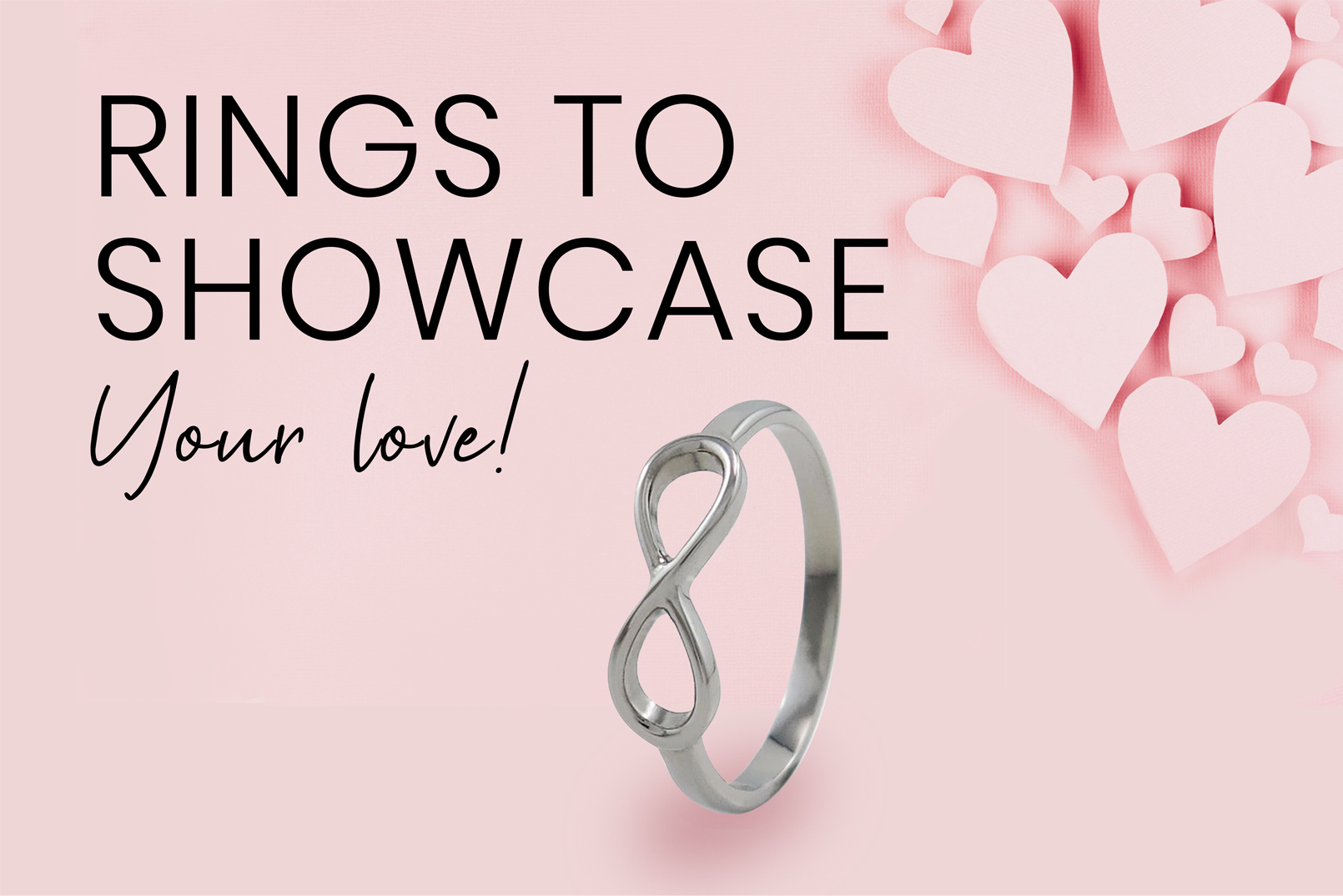 Rings that will showcase your love