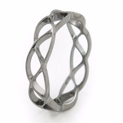 Plus Sized Celtic Ring