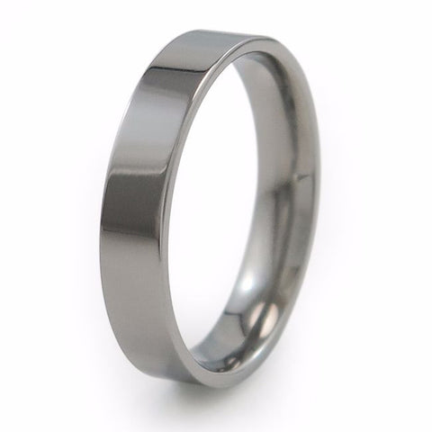 Stealth | Womens Titanium Ring