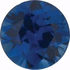 Sapphire| Blue | Round | Diamond Cut - Quality A| 6mm