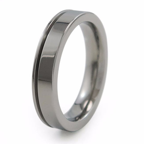 Zuzu | Womens Titanium Ring