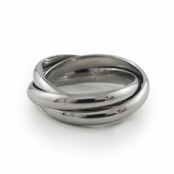 Titanium Ring,Womens titanium ring, celtic ring
