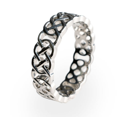 Apprentice Titanium Ring
