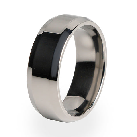Ascent | Mens Titanium Ring