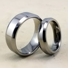 Ascent Custom made Titanium ring