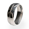 Basketball Titanium Ring